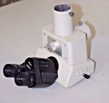 Nikon Microscope Trinocular Quad Head