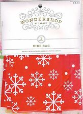 HUGE GIFT BAG FOR BICYCLE/BIKE / OTHER LARGE GIFT ~SNOWFLAKE ~80