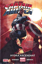 ALL-NEW CAPTAIN AMERICA VOL #1 HYDRA ASCENDANT BOOK 1 HARDCOVER Comics #1-6 HC