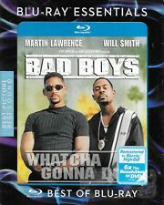 Bad Boys - Martin Lawrence Will Smith - Blu-ray with Slipcover FREE Shipping USA