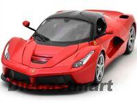 BBURAGO SIGNATURE 16901 1:18 LAFERRARI F70 RED DIECAST MODEL CAR ELITE