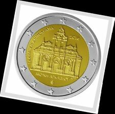 2 EURO *** Gréce 2016 Griekenland *** Monastère Arkadi Klooster !!!