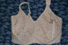Elila Jacquard Padded Strap Softcup Bra 24L Nude NWT  Free Post in Australia