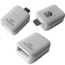 Micro USB to Female USB OTG On The Go Adapter For HTC One M8 & One Mini 2