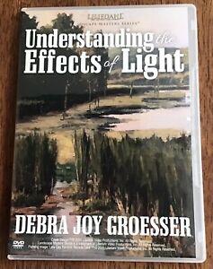Oil Painting Debra Groesser Understanding The Effects Of Light DVD Art Instruct