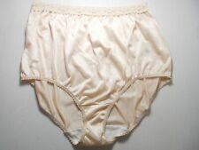 Vintage Panties - Vanity Fair Shiny Smooth Nylon Lacy Panty Panties Brief Size 8