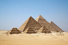 Pyramids Poster #01 Egypt 24x36