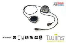 Twiins FF2 Moto Manos Libres Calling Bluetooth Sistema de Intercomunicación