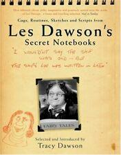 Les Dawson's Secret Notebooks-Tina Dawson