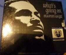 MARVIN GAYE WHAT'S GOING ON 2 CD  MUSIC NEW SEALED 1994