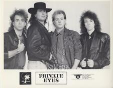 Private Eyes- Music Memorabilia Photo