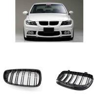Griglia frontale nera per griglia per BMW E90 LCI 325i 328i 335i 4 porte 09-11