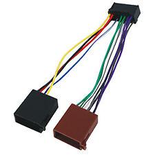 DEH 2000R -  2020R - 2030R Câble ISO Adaptateur pour AUTORADIO pioneer