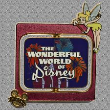 Started With Walt Event Tinker Bell Pin - Wonderful World of Disney - Le700