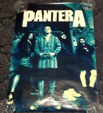 Pantera Legendary Promotional Only Cowboys From Hell Poster 20 x 30 Super Clean!