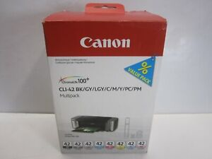 Genuine CANON ChromaLife 100+ CLI-42 (8-Pack)(Brand New)