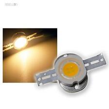 5x Hochleistungs LED Chip 5W warmweiß HIGHPOWER Emitter HIPOWER 5 Watt warm-weiß