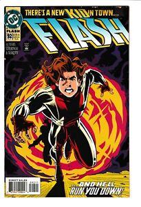 Flash 92 First Impulse Appearance (1994)