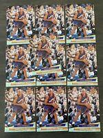 MINT LOT of 10 1992-93 Fleer Ultra Charles Barkley #337 76ers Basketball Cards