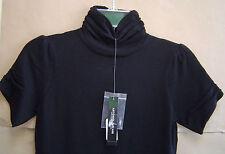 172820302d Antonio Melani Rebecca Wool Turtleneck Sweater Black XS