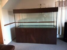 "Tropical Aquarium 6ftx2x2, 72""x30""x24"" Fish Tanks, 12mm Glass with Double Base"