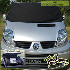 Vivaro Vauxhall Window Screen Cover Wrap Black Out Blind Camper Van Frost