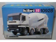 """Kibri 10928 """"MB Actros LIEBHERR 4achs. Betonmischer"""" 1:87  Bausatz in OVP, neu"""