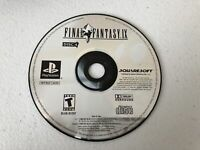 Final Fantasy IX disc 4 only - Playstation 1 PS1 - Cleaned & Tested