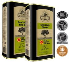 ELLORA FARMS, Single Estate Greek Extra Virgin Olive Oil, Traceable, 33.8oz(2PK)