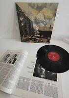 The Sound Of Music ROGERs & HAMMERSTEIN TLA 9080 1962 Vinyl LP & orig Book EX