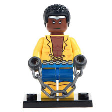 Classic Luke Cage - Marvel DC Lego Moc Minifigure Brand New Gift For Kids
