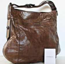 1898~Givenchy~Brown Shopper Tote Soft Lamb skin Bag Hobo Purse Distressed ae2d4cfbe0583