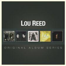 Lou Reed - Original Album Series [New CD] Holland - Import