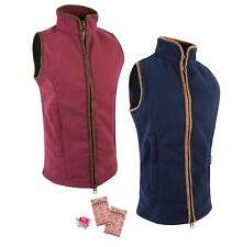 Jack Pyke Ladies Countryman Fleece Gilet Shooting Waistcoat Womens Body Warmer