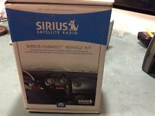 New Sealed Sirius Connect Vehicle Kit for Sirius-Ready Radios Scvdoc1B Scvdoc1