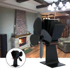 Ventilateur chaleur automatique poêle 4 lames ventilateur poêle à bois ventil SH