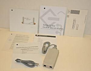 Apple M1694 GeoPort Telecom Adapter for Vintage Power Macintosh PowerPC