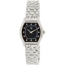 ESQ by Movado Women's Simone Silver Stainless-Steel Swiss Quartz Watch  07101214