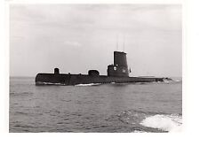 USS Chopper SS342 Submarine Official Navy Photograph 7.5x10 BW