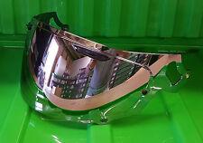 Visiera Arai Vas V Cromo  Specchio RX-7V RX- 7X Corsair X Pinned for Max Vision