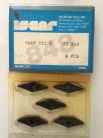 5 Pcs KENNAMETAL NJ 3010 R 16 K 68 Mill Lathe Carbide Inserts Grooving Tools New