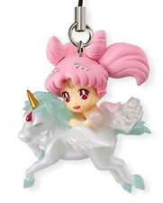 Sailor Moon - Twinkle Dolly 3 Charm Phone Strap - Small Lady & Pegasus