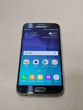 Samsung Galaxy S6 - 32 GB - Black (AT&T),Fair Condition :A084