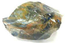 Glass Rock Slag Clear Red/Yellow/Blue 6.7 lb Rocks