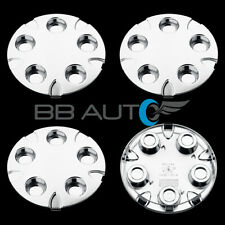 "NEW 1999-2004 CHEVY S10 BLAZER XTREME 16""x8"" CHROME WHEEL HUB CENTER CAPS SET"