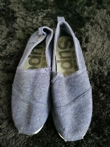 Mens Superdry Shoes Size 9