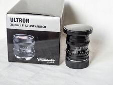 Voigtländer Ultron 35 F1.7 Aspherical