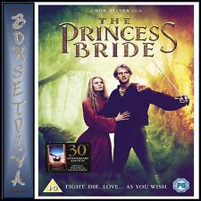 THE PRINCESS BRIDE - 30TH ANNIVERSARY EDITION  *BRAND NEW DVD***
