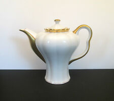 S. P. Porcelain Coffee/Teapot from Coimbra, Portugal