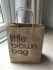 Bloomingdales Little Brown Bag Paper Gift Bag